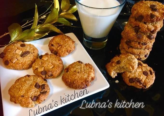 Easy to Cook Banana Oatmeal Cookies